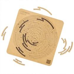 Labyrinth Holzpuzzle - ab 6 Jahren