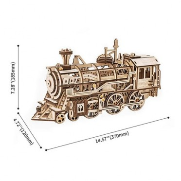 ROKR Lokomotive LK701