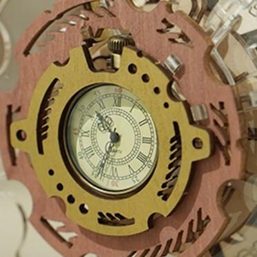 ROKR Zeitmaschine / Tischkalender LC801